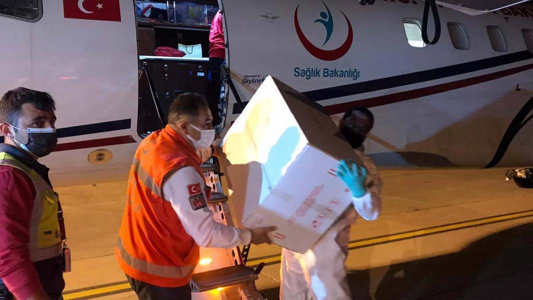 Kktc'ye 40 bin doz sinovac aşısı daha gönderildi