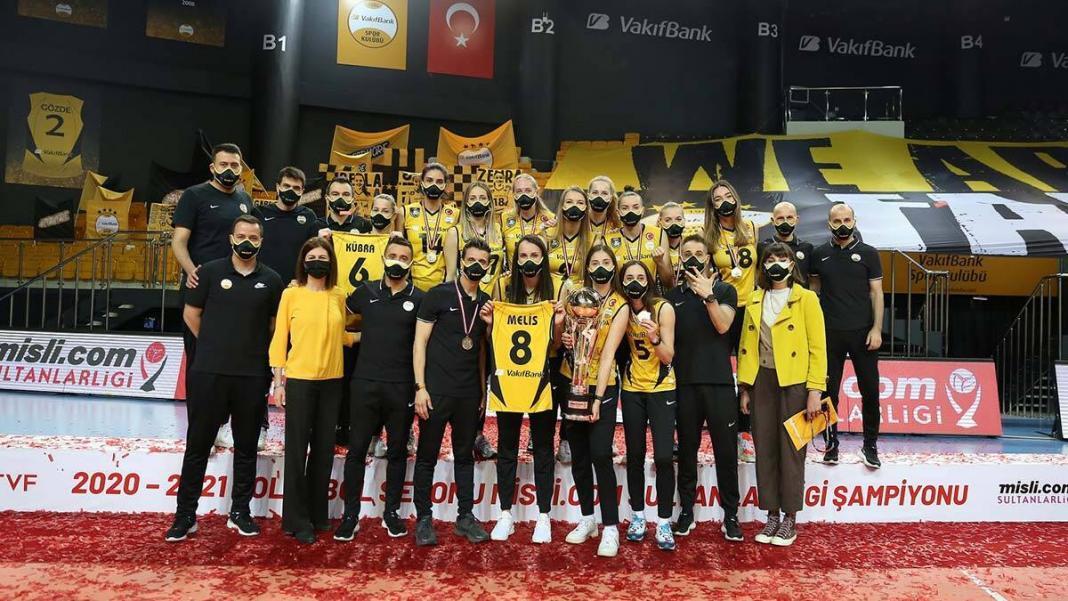 Vakıfbank'ta hedef şampiyonlar ligi şampiyonluğu