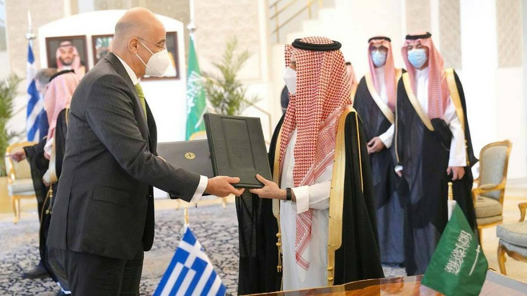 Riyad'a patriot hava savunma sistemi