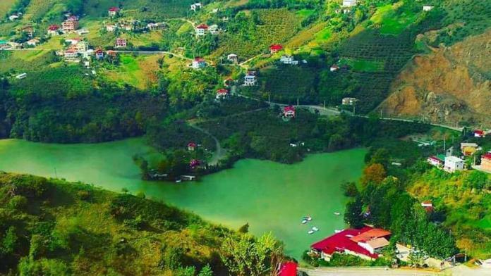 Sera gölü'ndeki kirliliğe çökeltim havuzu çözümü