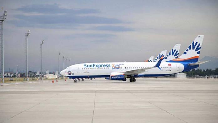 Sunexpress anadolu'ya uçuş düzenleyecek