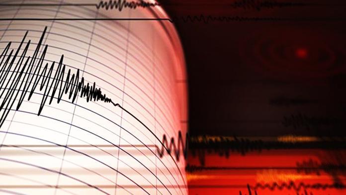Datça'da 4. 5 büyüklüğünde deprem