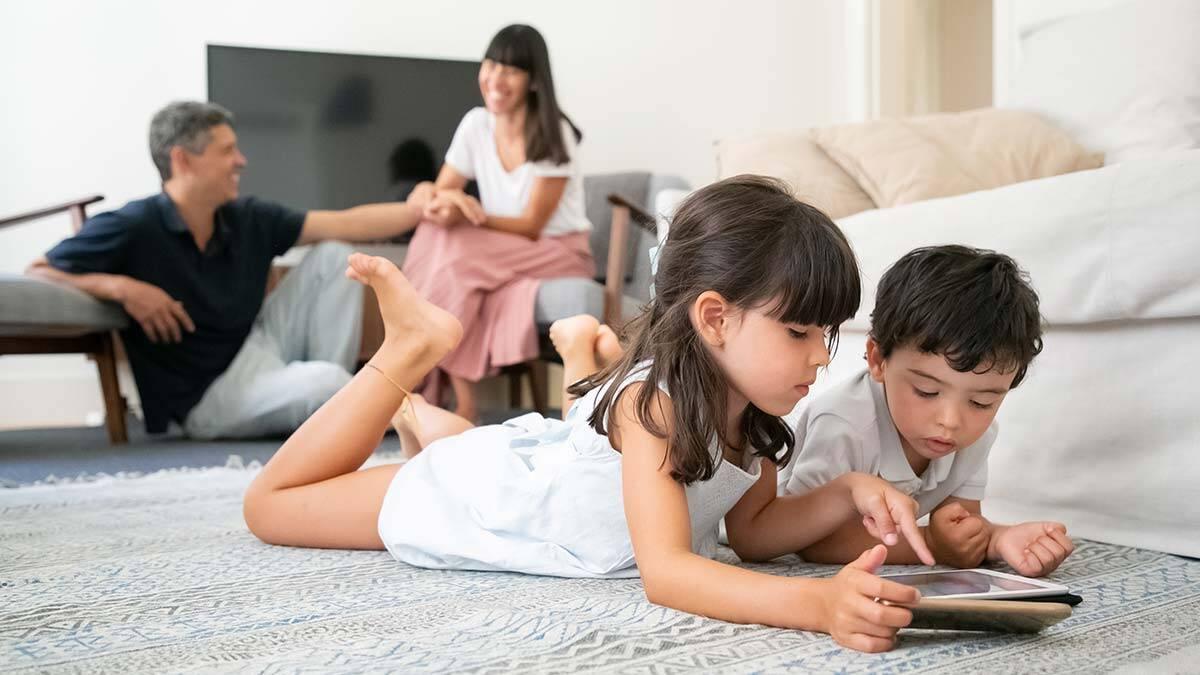 Çocuklarımız teknolojiye bağlı mı bağımlı mı?