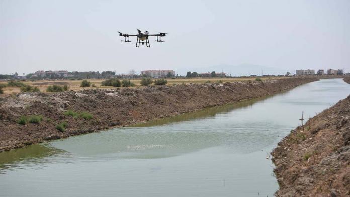 Balıkesir ormanlarında dron uçurmak yasaklandı_