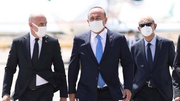 Çavuşoğlu, finlandiya dışişleri bakanı ile görüştü