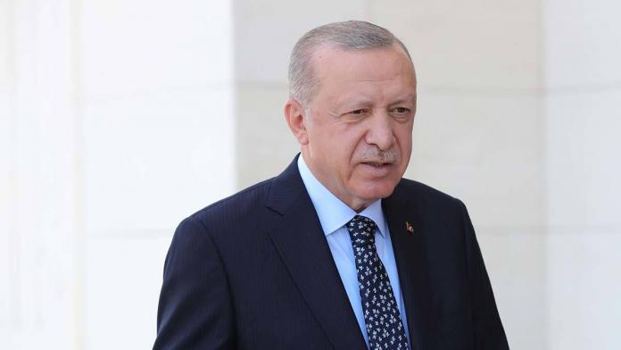 Cumhurbaşkanı erdoğan, bulgaristan cumhurbaşkanı ile görüştü
