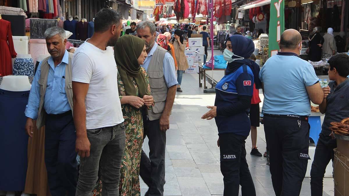 Diyarbakirda maske ve mesafe kurallari unutuldu 2 - yerel haberler - haberton