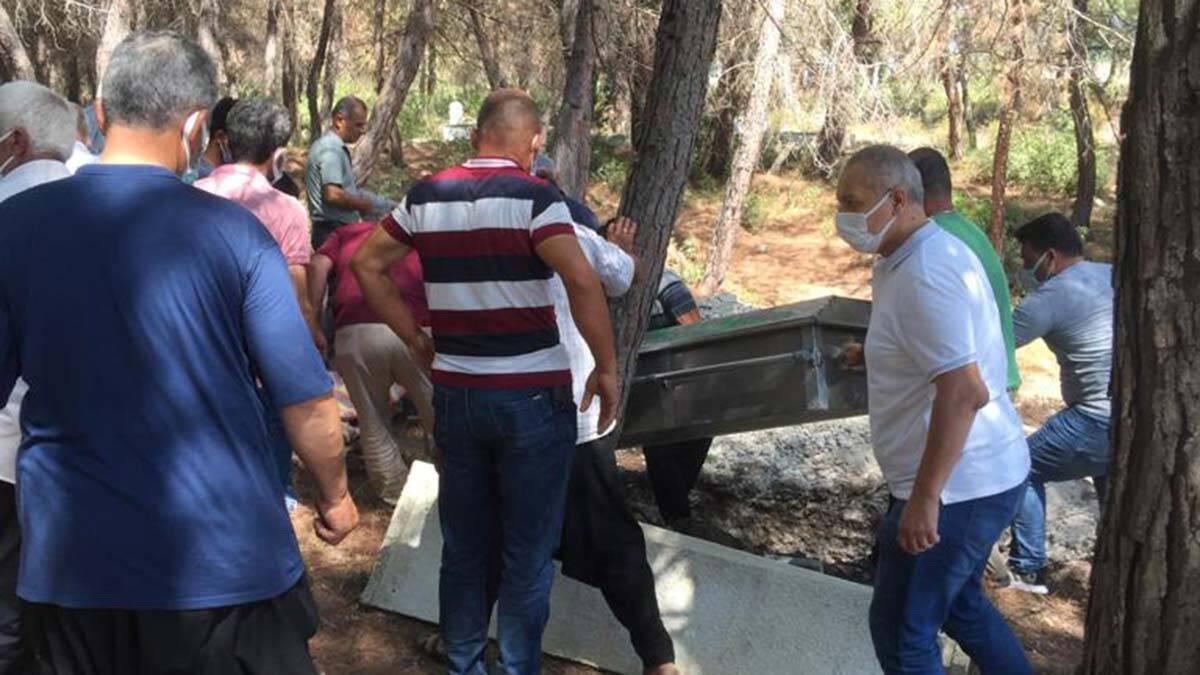 Emine ogretmenin cenazesi topraga verildi 2 - yaşam - haberton