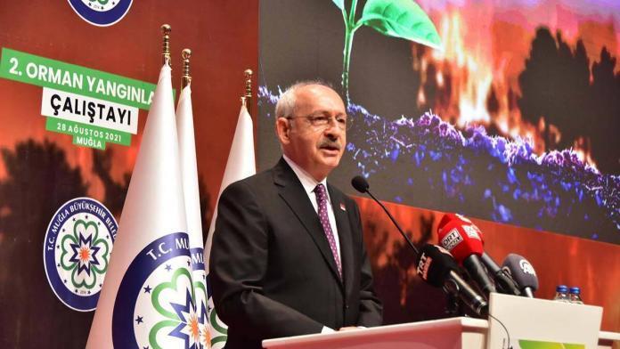 Kılıçdaroğlu: yangın bitti sorunlar bitmedi