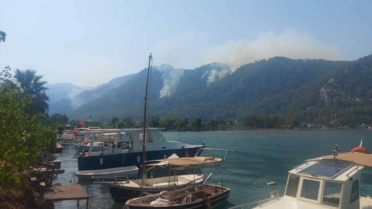 Manavgatta 3 ev 1 restoran tahliye edildi 3 - öne çıkan - haberton