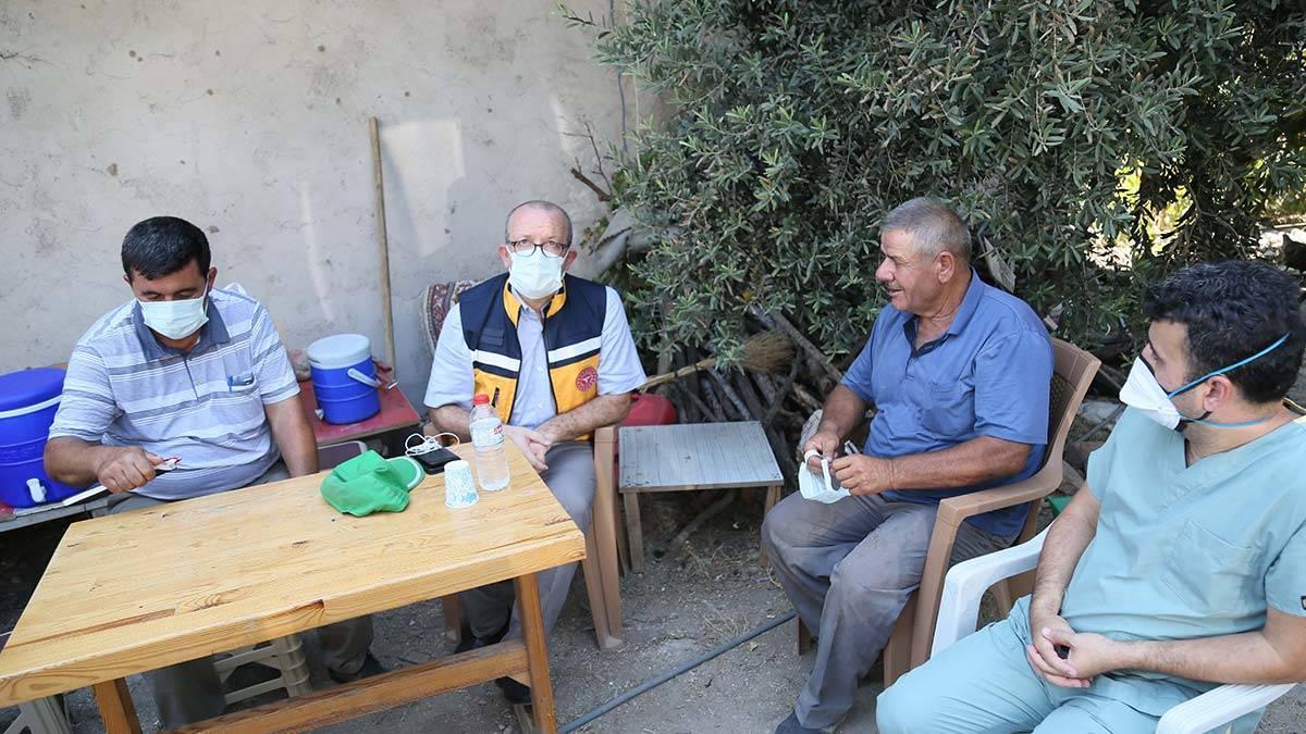 Manavgatta 3 ev 1 restoran tahliye edildi 5 - öne çıkan - haberton