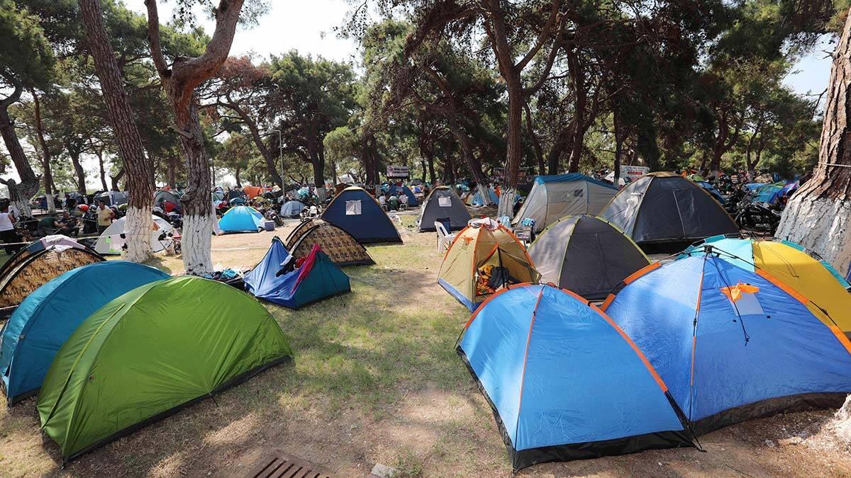 Pandemide cadir ve kamp tatil tercihi artti - i̇ş dünyası - haberton