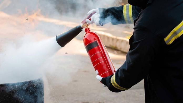 Yangın söndürme ekipmanındaki fahiş fiyata inceleme