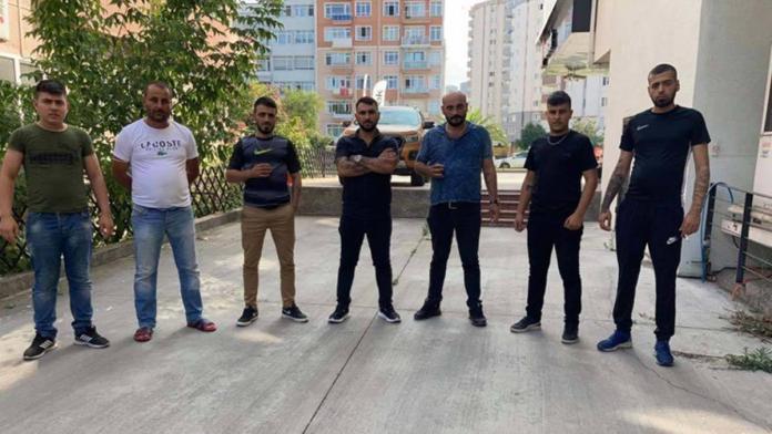 Samsun'da uyuşturucuyla mücadelede örnek davranış
