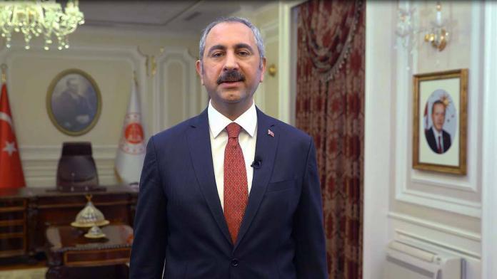 Adalet bakanı: reform adımlarıyla başlıyoruz