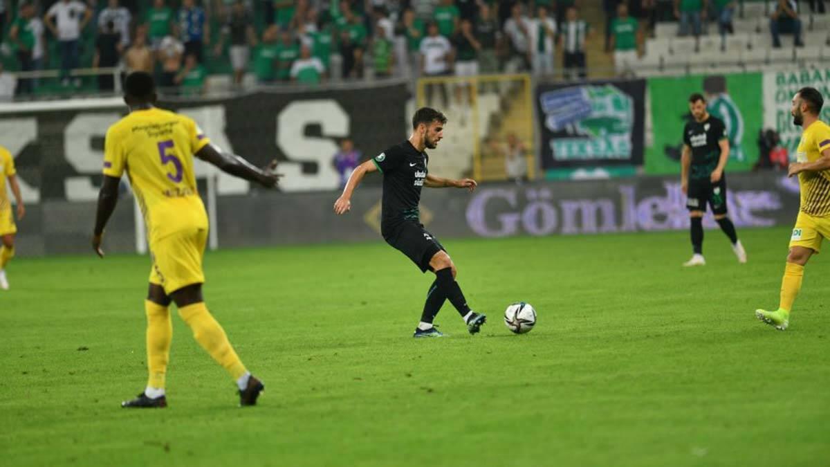 Bursaspor ic saha maclarinda etkisini kaybetti 2 - bursaspor haberleri - haberton