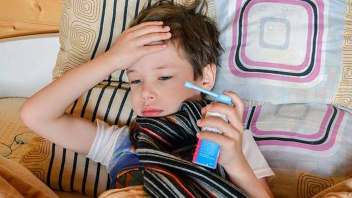 Çocuklarda morarmalara dikkat: lenfoma olabilir