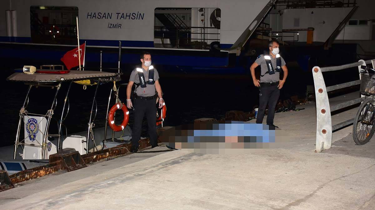 Denizde erkek cesedi bulundu 2 - yaşam - haberton