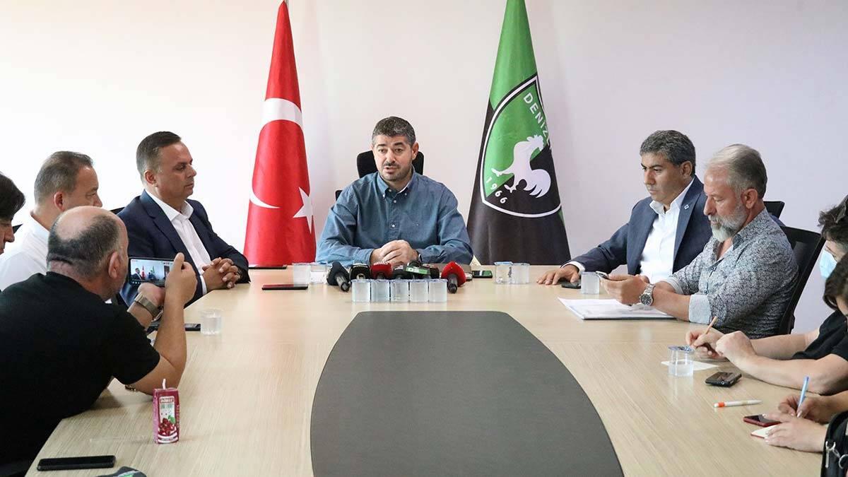 Denizlispor olaganustu genel kurur karari aldi 2 - futbol haberleri - haberton