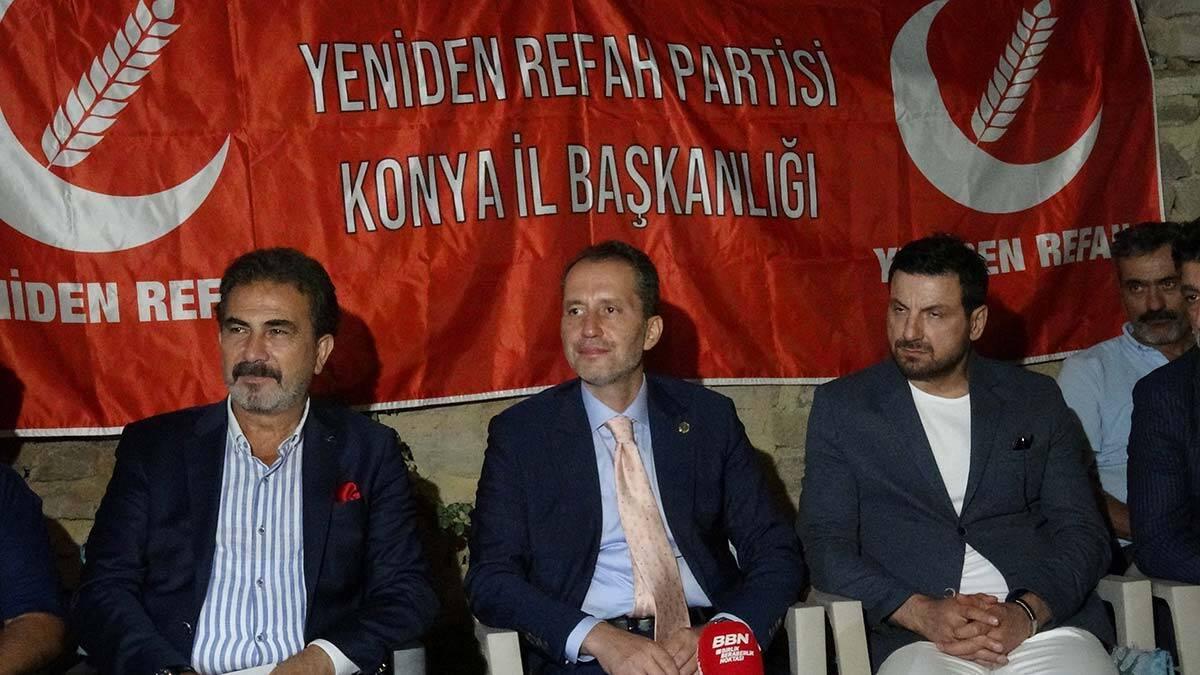 Fatih erbakandan cumhurbaskanligi adayligi aciklamasi 2 - politika - haberton
