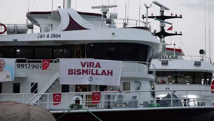 Trabzon'da av sezonu marşlarla dualarla başladı