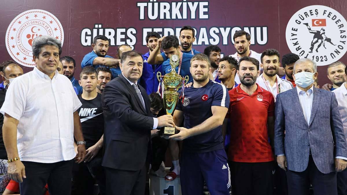 Turkiye gures super liginde sampiyon aski spor 2 - spor haberleri - haberton