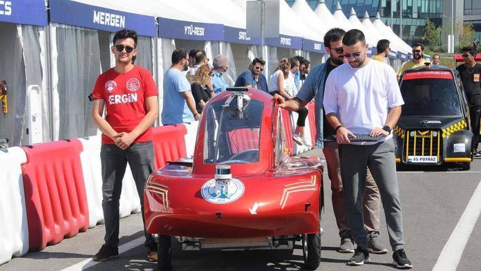 Bilişim vadisi'nde otonom araçlar yarışacak