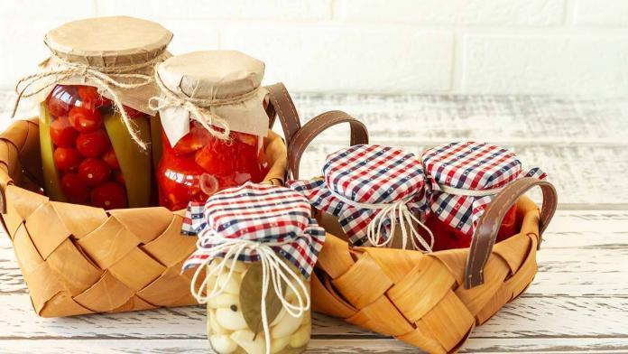 Evde konserve yapımında önemli noktalar